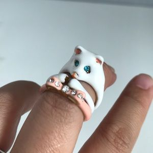 Accessories - les nereides cat ring